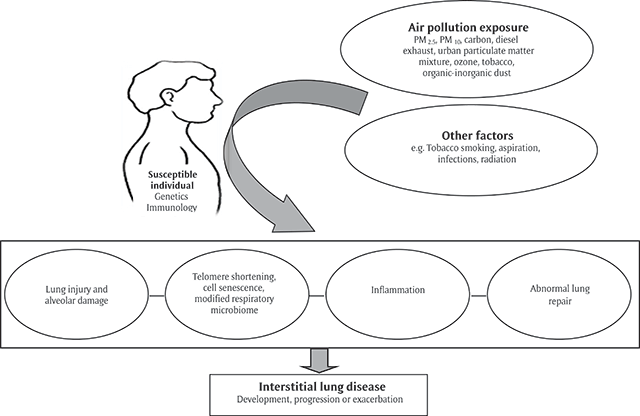 Interstitial Lung Diseases in Developing Countries